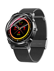 cheap -MX2 Smart Watch IP68 Waterproof Full Touch Screen Watch Shutter Message Push Reminder Smart Clock for Android IOS Phones
