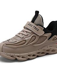 abordables -Garçon Confort Polyuréthane Chaussures d'Athlétisme Grands enfants (7 ans et +) Marche Noir / Bleu / Kaki Automne