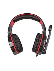 cheap -因卓 G4000 Gaming Headset Wired Gaming Stereo Dual Drivers with Microphone