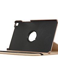 cheap -Phone Case For Samsung Galaxy Full Body Case Samsung Tab A 8.0(2019)T290/295 Samsung Tab A8(2019)P200/205 360° Rotation Shockproof with Stand Solid Colored PU Leather