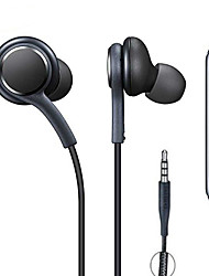 cheap -LITBest S8 Wired In-ear Earphone Wired Mobile Phone Stereo with Microphone InLine Control