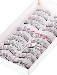 abordables -Cil 60 pcs Meilleure qualité Pratique Autres Festival Cils Entiers - Maquillage Maquillage Quotidien Brillant & Séduisant Cosmétique Accessoires de Toilettage