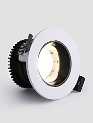 cheap -PUSHENG Geometrical Spot Light Aluminum Flush Mount 110-120V / 220-240V Warm White / Yellow