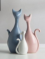 cheap -Decorative Objects, Ceramic Modern Contemporary for Home Decoration Gifts 1 set