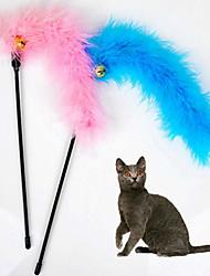 cheap -Cat Teasers Cat Kitten Pet Toy Bell Textile Gift