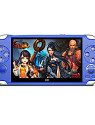 cheap -X9街机版(8G) Game Console Built in 1 pcs Games 5.1 inch inch Portable