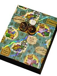 Недорогие -Оберточная бумага Бумага Подарок 1 pcs