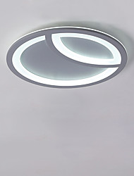 cheap -1-Light CONTRACTED LED® Geometrical / Novelty Flush Mount Lights Ambient Light Painted Finishes Metal LED 110-120V / 220-240V Warm White / Cold White