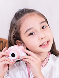 Недорогие -камера для детей противоударная и передняя и задняя селфи камера 12.0м с 2,0 дюймовым экраном ips детские развивающие игрушки