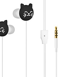 cheap -VOSITONE VES001 Wired In-ear Earphone Wired Mobile Phone with Volume Control