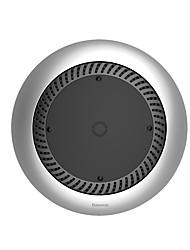 cheap -Baseus Whirlwind Desktop Wireless Charger Silver