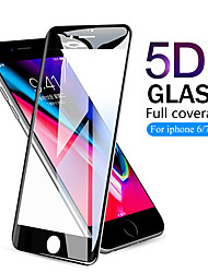 Недорогие -5d полное покрытие из закаленного стекла для iphone 8 7 6 6s плюс x защитная пленка для экрана защитное стекло