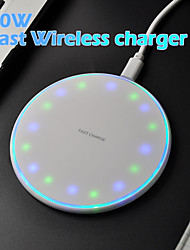 cheap -Smart Quick Wireless charger for iPhone 8/X Samsung Huawei Xiaomi dedicated wireless charging mobile phone fast charger