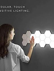 cheap -3pcs 3 W 180 lm 1 LED Beads Easy Install Touch Sensor Smart Lights Warm White 110-240 V Home / Office Living Room / Dining Room Bedroom