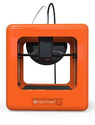 cheap -EASYTHREED mini 3DPrinter NANO 3D Printer 90*110*110 0.4 mm Portable / for cultivation / as Children's gift