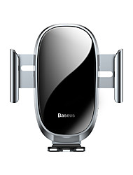 cheap -Baseus Smart Car Mount Cell Phone Holder Black/Silver/Blue