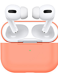 cheap -Case For AirPods Pro Magnetic Headphone Case Soft