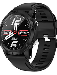 cheap -KING-WEAR KW15 Smartwatch BT Fitnes Tracker Support Heart Rate Blood Oxygen Monitor Long Standby Alloy Case Smart Watch For Android IOS Phone