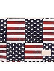 """Недорогие -11 """"Ноутбук / 13 """"Ноутбук / 14-дюймовый ноутбук Рукав холст Мода / Флаги для делового офиса для колледжей и школ для путешествия Водостойкий Противоударное покрытие"""