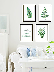 cheap -SK7131 fresh plant photo frame decoration stickers restaurant bedside TV wall decoration wall stickers