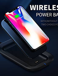 cheap -3500 mAh For Power Bank External Battery 5 V For 5 A For Battery Charger Wireless Charger LCD