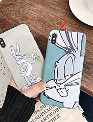 cheap -Case For Apple Scene Map iPhone 11 X XS XR XS Max 8 The New Cartoon pattern Candy colors Thicken Scrub TPU All inclusive phone case HSN
