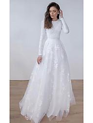 cheap -Women's Sheath Dress - Floral White S M L XL