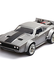 cheap -1:24 Toy Car Vehicles Car Race Car F1 car Race Car Special Designed Focus Toy Exquisite Zinc Alloy Rubber All Boys and Girls