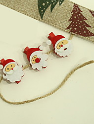 cheap -Christmas Ornaments Christmas Wooden Christmas tree Wooden Christmas Decoration