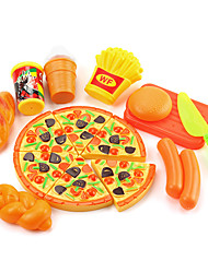 cheap -Toy Kitchen Set Toy Food / Play Food Pretend Play Vegetables Fruit Fruits & Vegetables Simulation Plastics Kid's Girls' Toy Gift