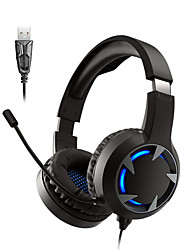 cheap -LITBest A9 Gaming Headset Wired Gaming Stereo Dual Drivers with Microphone