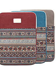 cheap -11.6 Inch Laptop / 13.3 Inch Laptop / 14 Inch Laptop Sleeve Canvas Geometic / Fashion for Business Office for Colleages & Schools for Travel Shock Proof
