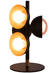cheap -Table Lamp / Reading Light Ambient Lamps / Lovely Artistic / Modern Contemporary For Shops / Cafes / Office Metal 220V / 110V Black