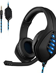 cheap -LITBest J1 Gaming Headset Wired Gaming Stereo Dual Drivers with Microphone