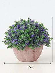 cheap -Artificial Flowers 1 Branch Classic Party European Plants Tabletop Flower