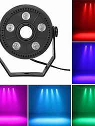 cheap -1 set 10 W 3000   6500 lm 5 LED Beads Bluetooth Speaker LED Stage Light / Spot Light RGB 85-265 V Stage Christmas New Year's