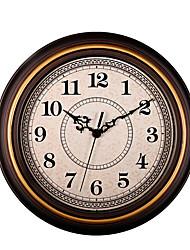 Недорогие -классические часы ретро без галочки кварцевые декоративные настенные часы