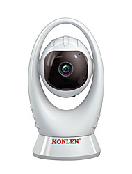 cheap -KONLEN WIFI 3MP IP Camera H.265 Onvif Yoosee Full HD Wireless PTZ Auto Tracking CCTV Video Surveillance Home Security IR Night