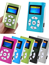 cheap -HODIENG HiFi USB Mini MP3 Music Player LCD Screen Support 32GB Micro SD TF Card Sport Fashion Brand New Style Rechargeable