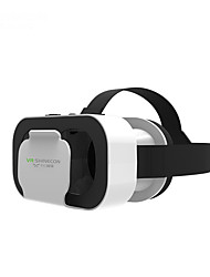 cheap -VR SHINECON BOX 5 Mini VR Glasses 3D Glasses Virtual Reality Glasses VR Headset For Google cardboard Smartp