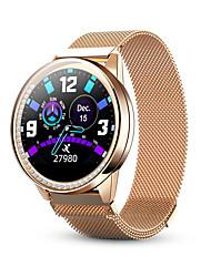 cheap -LEMFO LT05 Smart Watch Women 1.03 Inch Screen Alloy Case 24-Hour Sleep Heart Rate Monitoring IP67 Waterproof Lady Smartwatch