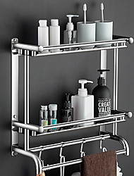cheap -Faucet accessory - Superior Quality - Contemporary Stainless Steel Bathroom Shelves - Finish - Electroplated