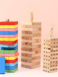 cheap -Toys Toys Square Wood Pieces Unisex Gift