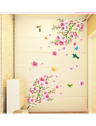 cheap -Decorative Wall Stickers - Plane Wall Stickers Still Life / Floral / Botanical Study Room / Office / Kids Room