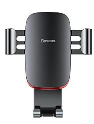 cheap -Baseus Metal Age Gravity CarMountAir Outlet VersionBlack