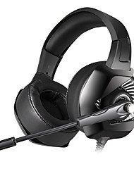 cheap -ONIKUMA K6 Gaming Headset Wired Gaming Stereo Dual Drivers with Microphone