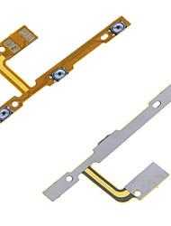 Недорогие -Кнопка включения / выключения кнопки питания громкость вверх вниз гибкий кабель для Huawei Mate 10 Lite