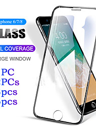 cheap -1PC/2PCs/3PCs/5PCs Full Coverage Soft Edge Fiber Large Window Iphone 6/7/8 P Screen Protector For Mobile Phones