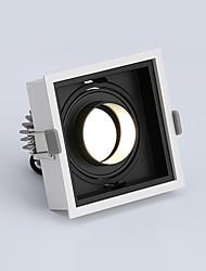 cheap -10.8 cm Flush Mount Spot Light Aluminum Geometrical Modern 220-240V