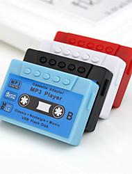 Недорогие -Горячее надувательство подарок мини-mp3-плеер портативный музыкальный плеер поддержка 8 г Micro TF слот для карт памяти (только mp3) можно использовать как USB флэш-блюдо
